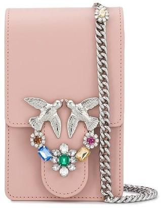 Pinko Smart Jewel cross body bag