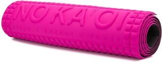 NO KA 'OI Logo Yoga Mat