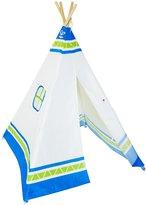Hape Teepee Tent, Blue
