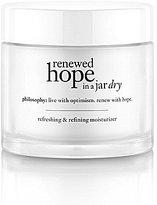 philosophy Renewed Hope In A Jar, Dry