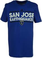 adidas Kids' San Jose Earthquakes Dassler T-Shirt