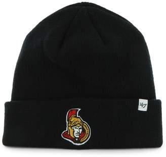 '47 Ottawa Senators NHL Raised Cuff Knit Beanie
