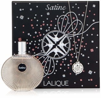 Lalique Satine Gift Set