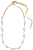Chan Luu Woven Beaded Necklace