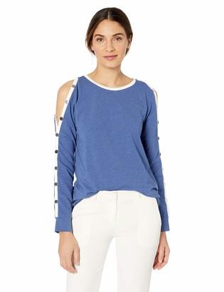 Lysse Women's Snap Sweatshirt