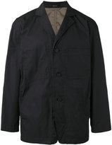 Issey Miyake chest pocket shirt jacket - men - Cotton/Polyester - 3