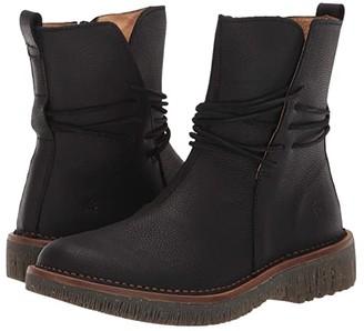 El Naturalista Volcano N5571 (Black) Women's Shoes