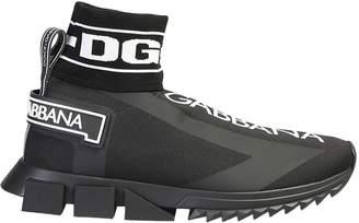 Dolce & Gabbana Socks Sneakers