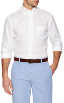 Brooks Brothers Linen Solid Sportshirt