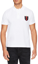 Gucci Solid Knit Pique Polo