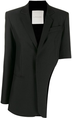 Loulou Side Cut Out Blazer