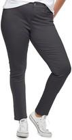 UNIONBAY Juniors' Plus Size Uniform Karma Skinny Pants