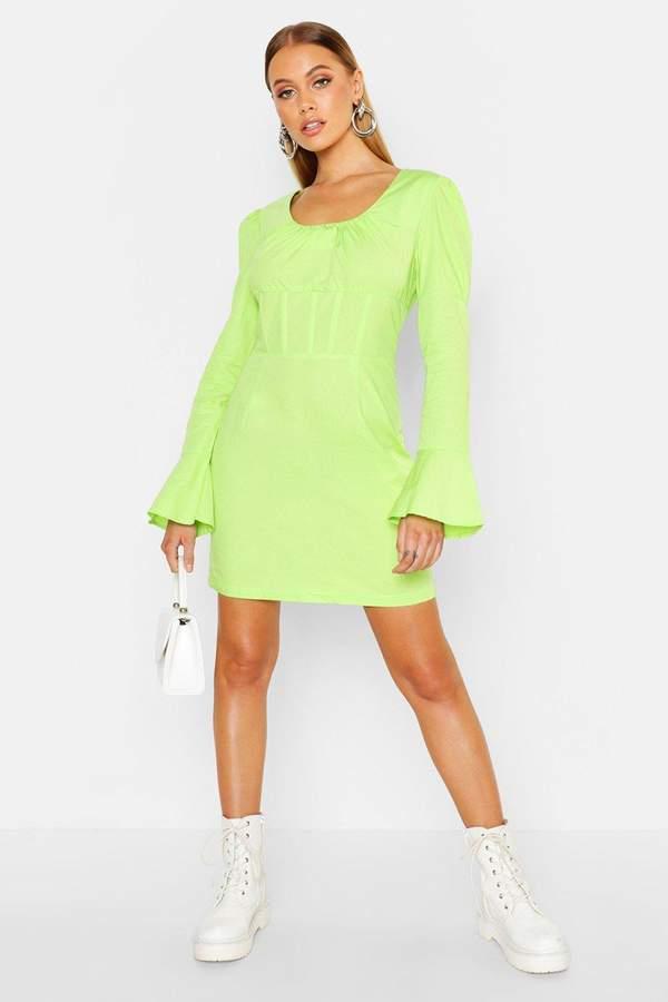 139f9cd3d81c boohoo Green Day Dresses - ShopStyle