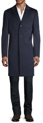Saks Fifth Avenue Elijah Wool Top Coat