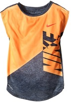 Nike Splice Heather Dri-Fit Tee (Toddler)