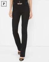 White House Black Market Petite Skinny Bootcut Pants