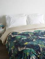 Anne de Solene Tropical Coco Cotton Duvet Cover