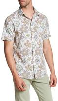 Original Paperbacks Milano 70's Show Regular Fit Short Sleeve Shirt