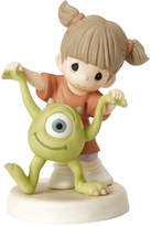 Precious Moments Disney Girl Boo & Mike Dancing Figurine