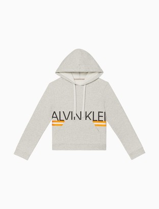 Calvin Klein Neon Hoodie