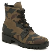 KENDALL + KYLIE Epic Combat Boot
