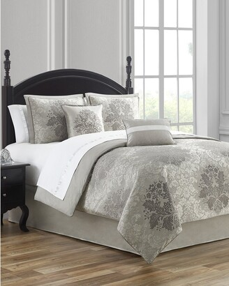 Waterford Ameline Reversible 4Pc Comforter Set