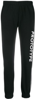 OMC side-striped track pants