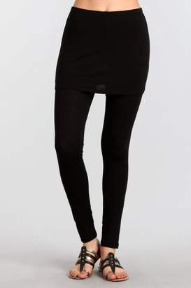 Chatoyant Skirted Leggings