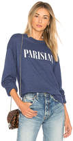 Private Party Parisian Crewneck Sweatshirt