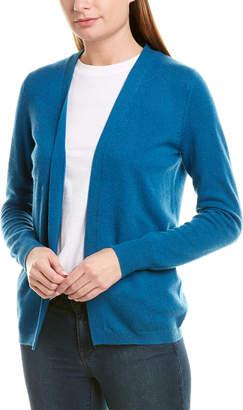 Kier & J Basic Cashmere Cardigan