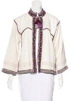 Ulla Johnson Berber Silk Jacket
