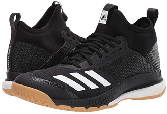 adidas Crazyflight X 3 Mid (Core Black/Footwear White/Gum M1) Women's Volleyball Shoes