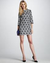 Milly Julia Printed Dress
