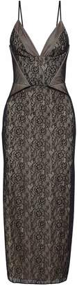 Haute Hippie 3/4 length dresses - Item 34976663HK