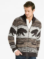 Lucky Brand Bear Cardigan