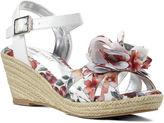 Nine West Even Wedge Sandals (girls)