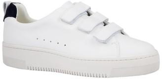 Sandro Paris Leather Sneakers