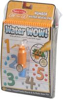 Melissa & Doug Melissa & Dou Number Water-Reveal Pad