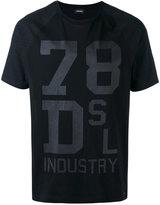 Diesel Joeraglan T-shirt - men - Cotton - S
