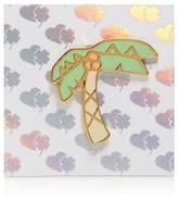 Stoney Clover Lane Enamel Palm Tree Pin