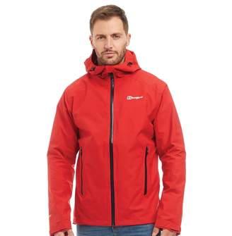 Berghaus Mens Ridgemaster 2 Layer GORE-TEX Shell Jacket Red/Red