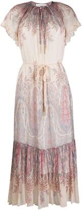 Zimmermann Lucky flutter braid dress