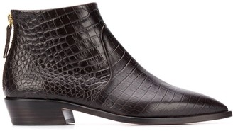 AGL Casual Ankle-Length Boots
