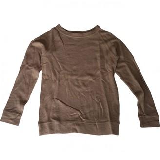 Barena Camel Wool Knitwear