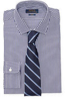 Polo Ralph Lauren Slim Fit Striped Cotton Shirt