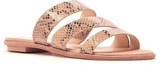 Sole Society Simonaa Leather Slide Sandal
