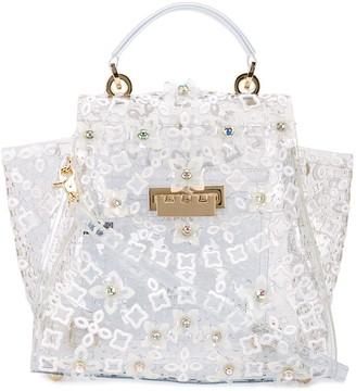 ZAC Zac Posen Eartha floral applique backpack