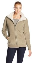 Dickies Women's Sherpa Bonded Fleece Jacket