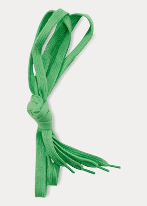 Ralph Lauren Cotton Shoelaces