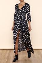 Babel Fair Floral Maxi Dress